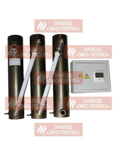 Вихревой индукционный котёл отопления ВИК 10-40 кВт (общий вид)
