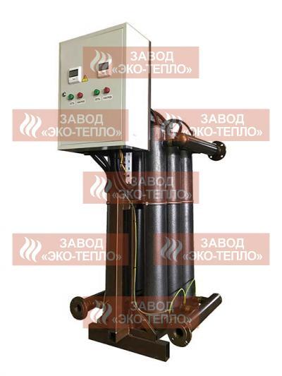 Вихревой индукционный котёл отопления ВИК 60-100 кВт (общий вид)